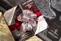 Couture Gift Wrap / infusing art and design into gift giving