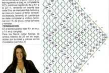 Crochet shawl / Hekle sjal