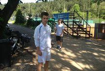 Tennis traning / tennis traning