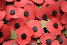 Our Poppy Paper / Every year 250 kilometres of red paper is produced at James Cropper in Cumbria, destined for the Poppy Factory in Kent where it is turned into millions of Remembrance Poppies.