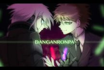 mostly danganronpa