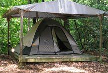 Çadır kampçılığı
