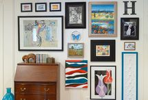 Gallery Wall / by Karen Huyler