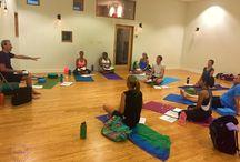 Atlanta Yoga Teacher Training / by evolation yoga