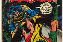 Detective Comics / http://tinyurl.com/ebaymadandcracked / by Jean De La Garza