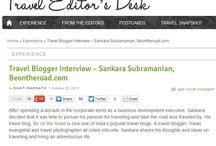 Interviewed by Wego India