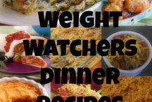Weight Watchers Recipes / by Gayle Gasperin Klancnik