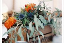 Forest/mountain weddings