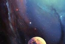 Space Art - God's Glory in the Heavens