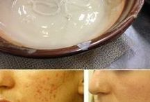 Scar and dark spots removing