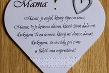 přání mamince