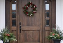 Real Estate - Doors / Look through tons of pictures for the perfect entry door for your house! Enjoy!