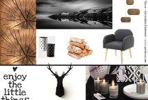 Inspiration Scandin'Home by Aur'Décor / Quand la nature offre à votre intérieur toute son authenticité...