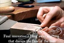 Videos about jewelry / Fascination of jewelry and how it is created in live pictures.