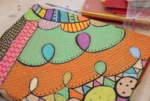 Art Journaling / by Janean Taylor
