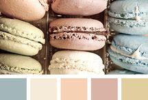 Dusty colors