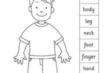 ESL kids body