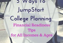 Saving Money! / Here are some realistic tips on how to effectively save money while being a college student!