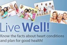 Heart Healthy / by Gailsadventures