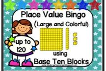 Place Value / Math in 2nd