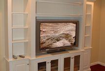 TV skap