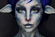Halloween / make-up