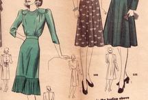 1940-1950 / fashion