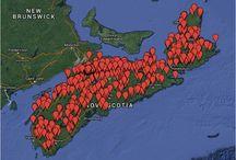 Places- Nova Scotia