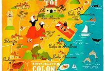 Maps / by Nicky Pinto-Pérez