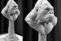 Sculpture | Gorilla
