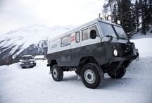 Vehicle - Military / by Aestheory _