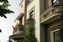 Art Deco Albania
