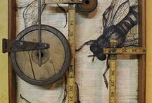 Assemblage Fun / by Val Donnell