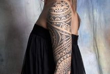 Tribal Tattoo Women