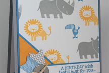 Stampin' Up!- Zoo Babies