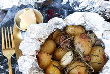 Ovnsbakte poteter