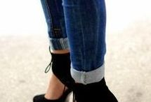 Heels and Casuals
