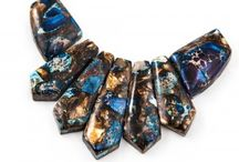Stone Beads & Jewelry