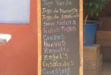 En un restaurante / Spanish Vocabulary and phrases to use in a restaurant.