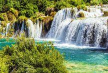 cachoeiras e quedas-d'agua