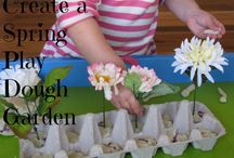 Spring / by Heather @ Work from Home with Kids