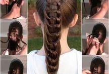 hairstyles / by Sadaf Shaikh