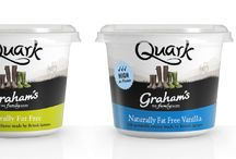 Quark / Quark is a naturally fat free, high protein, spoonable soft cheese that's incredibly versatile.