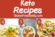 Best Keto Recipes / All the best Keto recipes from glutenfreedaddy.com and other of my favorite bloggers. Get some delicious low carb recipes.