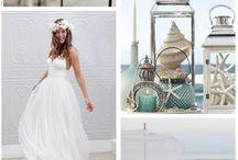 Esküvő tenger