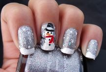 Christmas & Winter Nails ❄❄❄