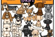 Educlips Animals Clip Art
