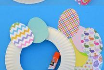 Bricolage de Pâques !!