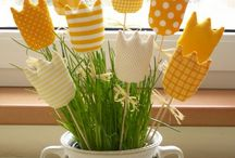 Easter ideas / by Interierdesignskola Intermezzo