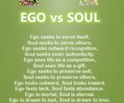 Live your soul purpose / Soul. Intuition. The wisdom of the body. Personal development.